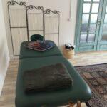 fsp massage briks grön